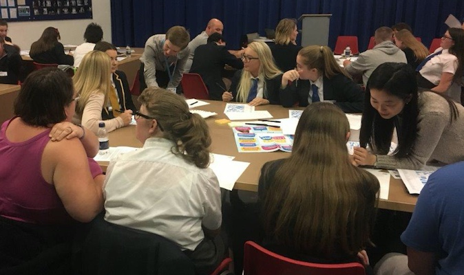 Ormiston Park Academy hosts inspiring careers event for Year 9 & 10 girls