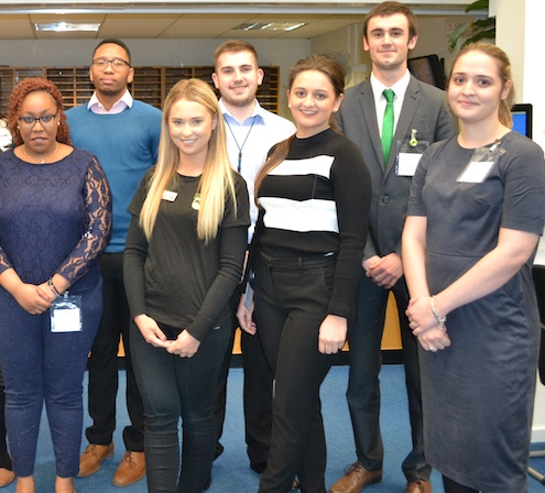 Annual Careers Fair at Palmer's College a huge success