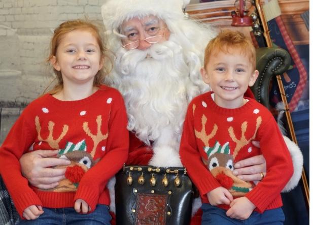 Christmas Market at Tilbury Pioneer Academy