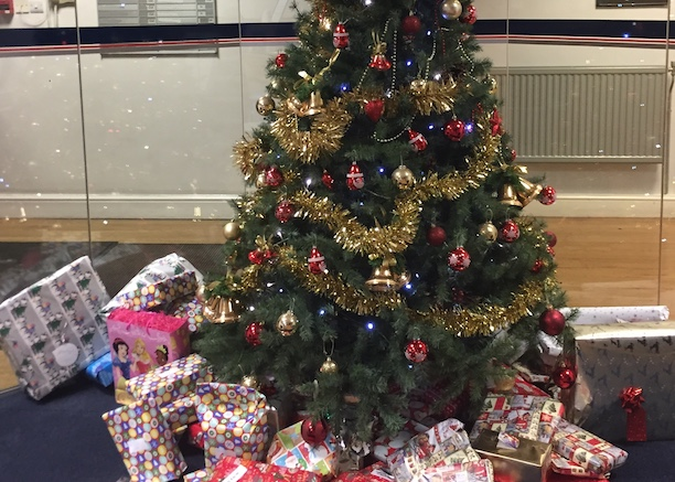 Port of Tilbury staff give 117 gifts to Changing Pathways