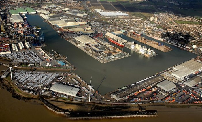 Port of Tilbury unveil rail plans