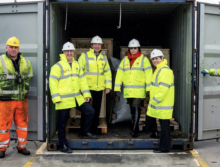 Port of Tilbury welcomes state of the art training simulator