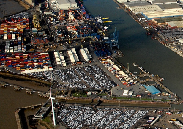 Port of Tilbury receives international recognition