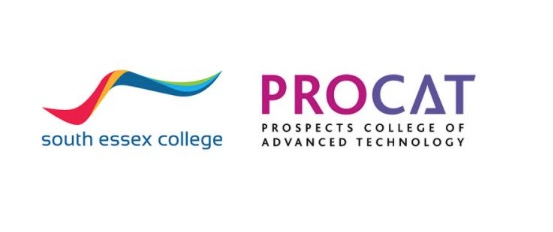 South Essex College and PROCAT to merge
