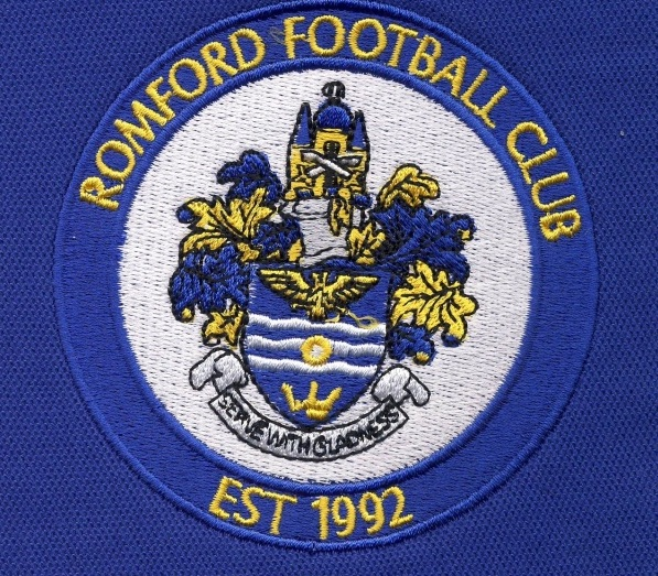 Football: Romford slip to unlucky defeat