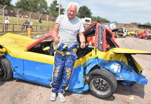 Arena Essex: Roy keeps rockin' and rawlin