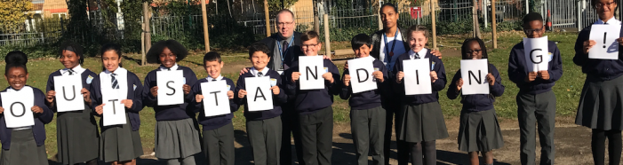 Harris Primary Academy Chafford Hundred judged 'Outstanding'