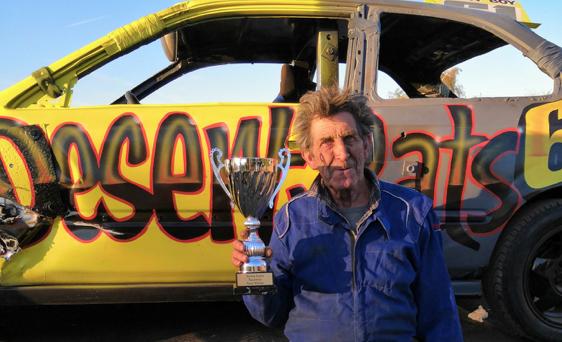Motor Sport: Ken finally becomes a legend