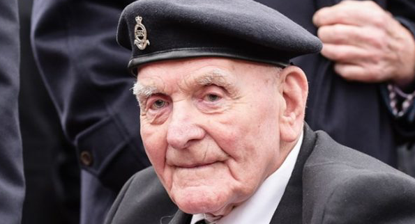 Blind war veteran from Grays aged 103 will be oldest participant at Armistice commemoration in Whitehall