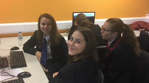 Ormiston Park Academy encourages girls to consider STEM Futures