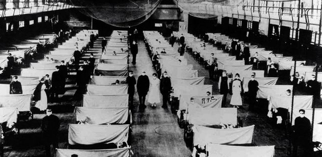 December 1918: When Spanish Flu came to Grays