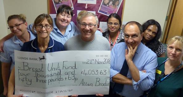 Charity golf day raises thousands for Basildon Hospital