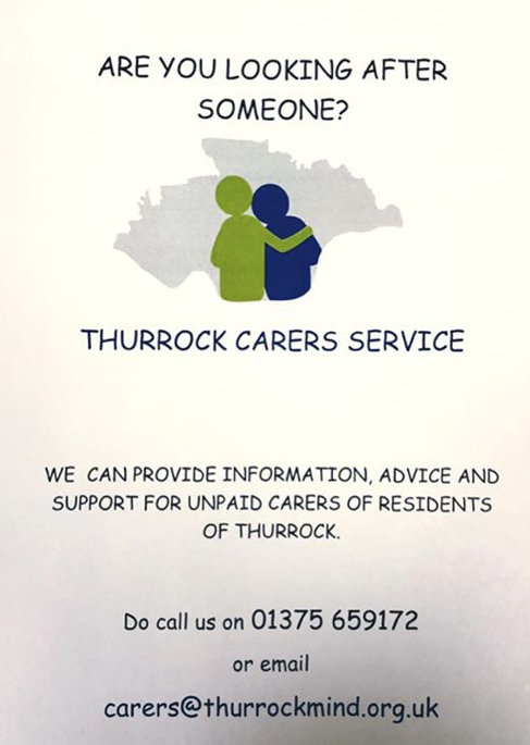 Thurrock Lifestyle Solutions ask: Are you looking after someone?