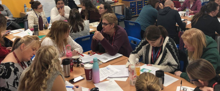 Thameside Primary staff pay attention to the challenges of ADHD