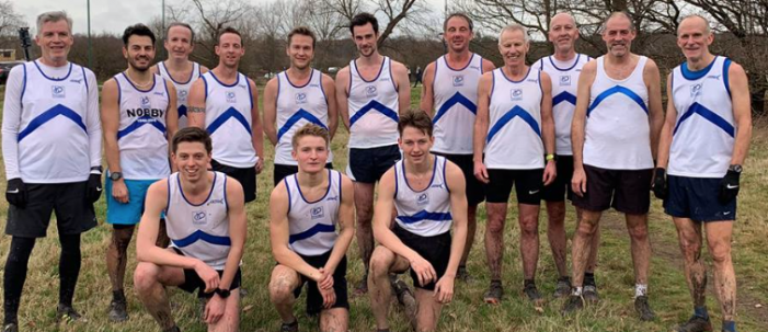 Athletics: Thurrock Harriers beat a path through Epping Forest