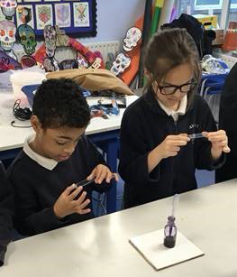 Ormiston Park Academy launch Science Club at Aveley Primary