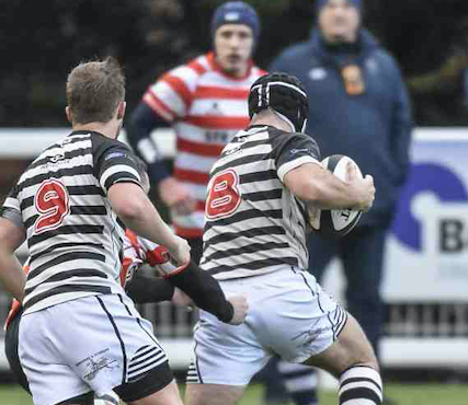 Rugby: Havant have their own way against Thurrock