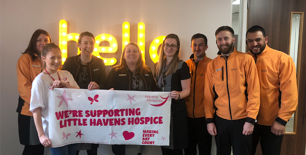 intu Lakeside shares the love for Charity