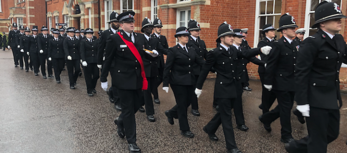 Essex Police set to hire an additional 151 officers
