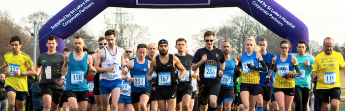 Athletics: Thurrock Harrier's Dr Rob goes off course but still wins 10 Mile road race