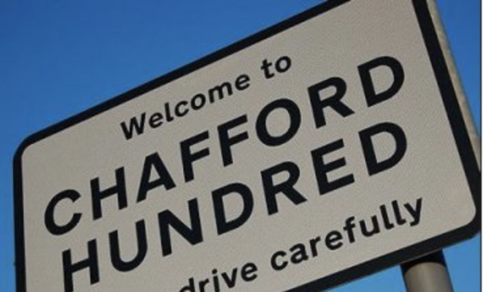 Chafford Hundred: Police officers run over and assaulted after car makes off