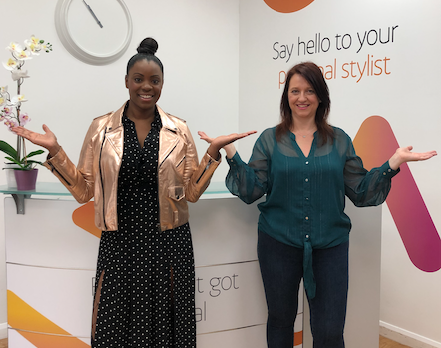 intu Lakeside's personal stylists celebrate International Women's Day