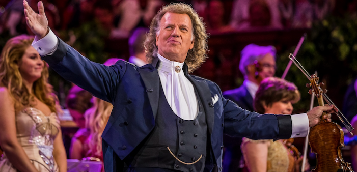 André Rieu to enchant big screen audiences in Thurrock again