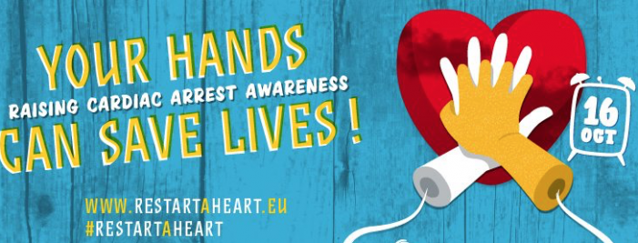 EEAST urges Thurrock schools to sign up for lifesaving lessons as part of Restart a Heart Day 2019.