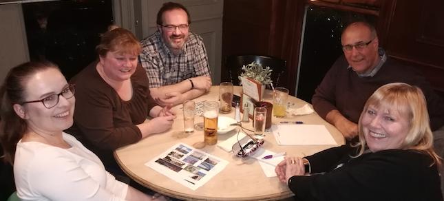Purfleet-on-Thames Community Forum host Quiz Night
