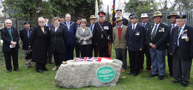 Day of remembrance held to remember Purfleet gunners
