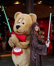 Hamleys to celebrate Star Wars Day
