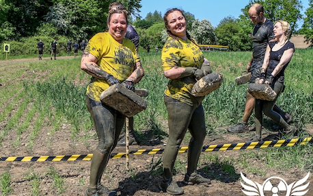 St Luke's Hospice fundraiser Kerry set for gruelling Mud Run