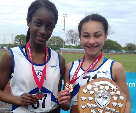 Athletics: Thurrock Harriers host Essex Multi-Champs