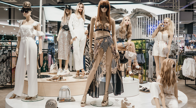 Brand new River Island at intu Lakeside