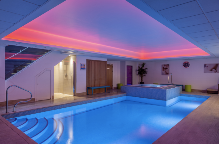 Come and enjoy the Orsett Hall Spa