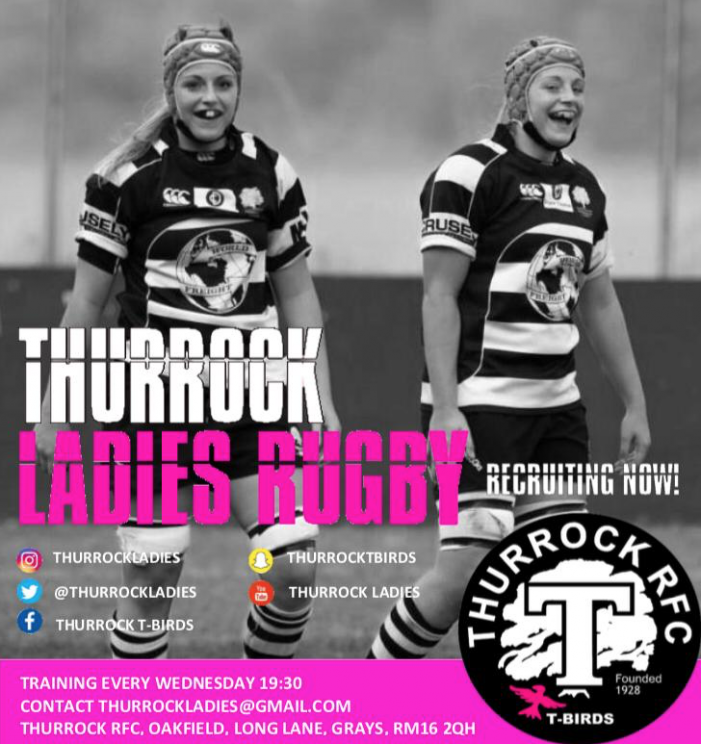 Rugby: Come and try rugby with the Thurrock Ladies