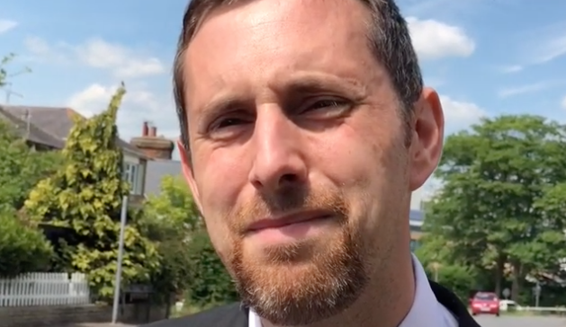 Labour Essex Police, Fire and Crime Commissioner candidate launches campaign