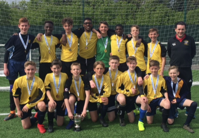 Football: Ockendon Academy win Essex Cup