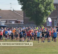 Record numbers at Thurrock parkrun