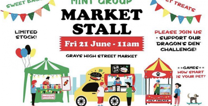 Mint Group Market coming to Grays