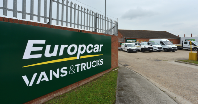 Europcar Mobility Group UK opens two acre Van Supersite in Purfleet