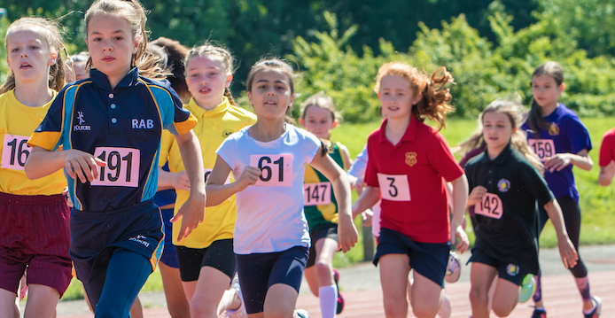 Thurrock primary schools play their part in Summer Sports Events