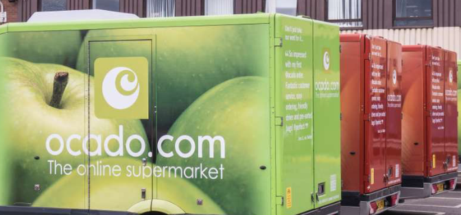 Ocado to open fulfilment centre in Purfleet