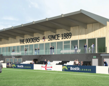 Tilbury FC goes for goal with plans for £5 million investment in Tilbury submitted to Thurrock Council