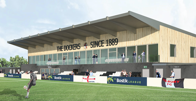 Tilbury Football Club to kick off public consultation on £5 million upgrades
