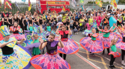 Return of the Tilbury Carnival is a great success