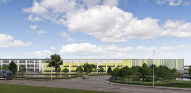 Jobs boost as final plan approved for major distribution centre in Aveley