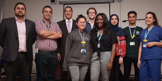 Basildon Hospital trains next generation of doctors