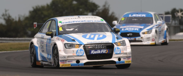Cobra Sport AmD with AutoAid/RCIB Insurance Racing takes stunning Snetterton victory