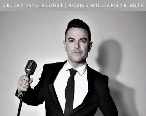 Robbie Williams tribute set for Orsett Hall